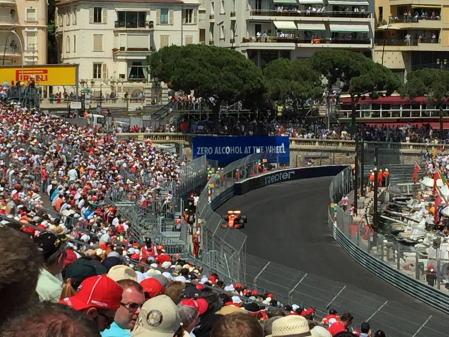 F1モナコグランプリ観戦ツアー